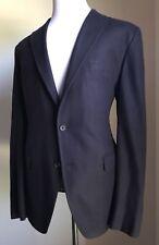 6f2e9ea76 NWT $1395 Boss Hugo Boss T-Hawn Silk Sport Coat Jacket Blue 40R US (