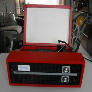 Fidelity HF45  record player  WORKING