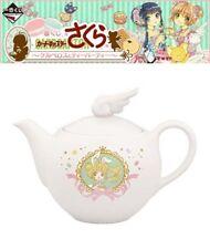 Banpresto Ichiban Kuji Cardcaptor Sakura Cerberus Tea Party Prize C Teapot Kero