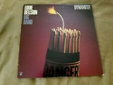 "Louie Bellson Big band ""Dynamite!"" 1980 Concord Jazz Lp-Cj-105 Ex"