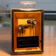 BNIB JVC HA FXZ200 LIVE BEAT REAL SOUND SYSTEM Z series inner ear Headphones