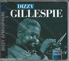 Dizzy Gillespie. Dizzy Atmosphere (2000) CD NUOVO Desafinado. Blue Moon. Emamon