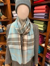 100% Pure New Wool Pashmina | Lochcarron | Made in Scotland | Thompson Opal