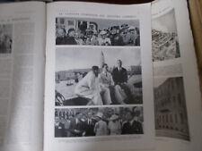 L'illustrazione italiana 1936 Goebbels a Venezia