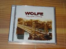 WOLFE - DELAWARE CROSSING / ALBUM-CD 2003 OVP! SEALED!
