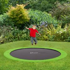 NEW Plum 10ft In-Ground Trampoline   No Net No Steps, Just Open Play   Kids Fun