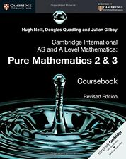 Cambridge International AS and A Level Mathematics: Pure Mathematics 2 and 3 Rev