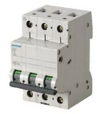 Siemens - Circuit Breaker 400V, 6kA, 3 Pole, C, 32A (Box of 3)