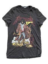 Vintage Metallica Unforgiven 1991 Pushead Tee Shirt Size M Lightning Metal