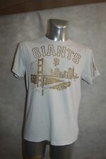 TEE SHIRT COOPERSTON GIANTS SAN FRANSCISCO BASEBALL TAILLE S TOP/MAGLIA MAJESTIC