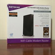 Netgear C6300-100NAS AC1750 (16x4) DOCSIS 3.0 WiFi Cable Modem Router Combo