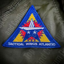 TOP GUN replica patch, Tactical Wings Atlantic Triangle US Navy Patch