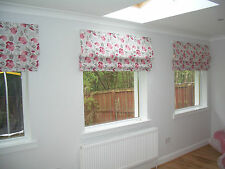 Laura Ashley 100% Cotton Curtains & Pelmets