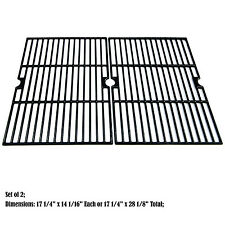 JGG252 Porcelain Cast Iron Cooking grid Replacement Brinkmann,Members Mark Grill