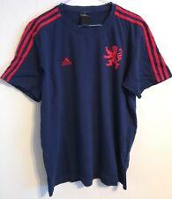 Lyon Olympique Lyonnais shirt size M Adidas