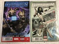 Marvel GUARDIANS OF THE GALAXY 2019 ANNUAL #1 Walmart 3 Pack SEALED Ships FREE