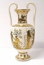 hand made Greek museum replica vase  made in Ceramotechnica xipolias