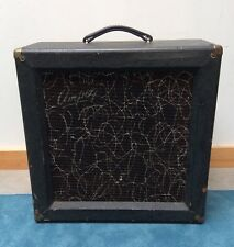 "1957 Ampeg ""Bass Amp"" vintage model 820 /822/823 - tube amplifier 1956-1958"
