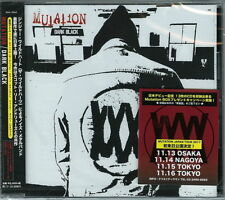 MUTATION(GINGER WILDHEART)-DARK BLACK-JAPAN CD BONUS TRACK F30