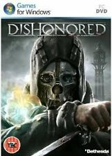 Dishonored (PC DVD) NEW & Sealed - Despatched from UK