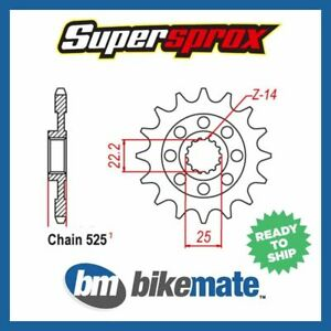 Sprocket Front 525-14T for DUCATI 848 2007 2008 2009 2010