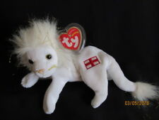 TY BEANIE BABY PRIDE - ENGLISH LION - MINT - RETIRED