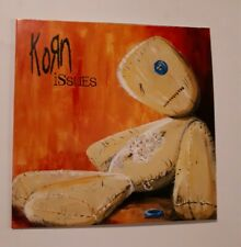 Korn - Issues (CD) Brand New not sealed.