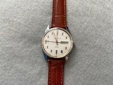 Vintage Caravelle Mechanical Wind Up Men's Watch