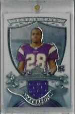 2007 BOWMAN STERLING ADRIAN PETERSON RC JERSEY!!