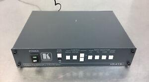 Kramer VP-419XL Video to SXGA HD Scaler / Switcher  WITH Power Supply    3D-23