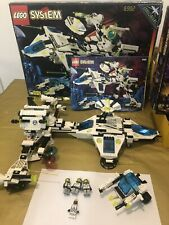 Lego 6982 Explorien Starship Vintage Space includes Instructions and Box