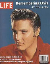 Elvis 30 / 40 Years Life Magazine rock music '07 & Death newspaper 1977 Hing