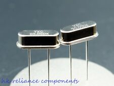10, Crystal 14.7456MHz YXC Quartz Resonators HC-49US