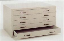 BUDGET HORIZONTAL PLANCHEST A1 4 DRAWER