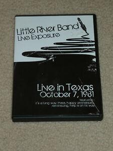 LITTLE RIVER BAND DVD 1981 GLENN SHORROCK