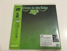 Yes-close to the Edge (uk 1972) Japon Mini shm CD