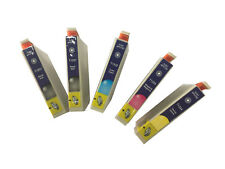 5x INK cartridges for T133 for Epson Stylus N11 NX125 NX130 NX230 NX420