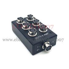 4 pin Hirose Splitter, HR10A-7P-4S(73) 4pin to 6 port 4pin Power Hub