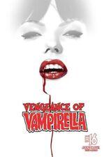 VENGEANCE OF VAMPIRELLA #16 - Oliver Cover B - NM - Dynamite - Presale 03/31