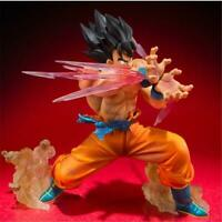 Dragon Ball SUPER UG ULTIMATE GRADE 01 Figure SSGSS Son Goku w// Effect Bandai