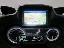 BMW R1200 RT Navi Garmin security lock system ready for 2014 +