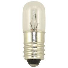 Box of 10 Bulbs #1477 24 V, 4.08 W, E10 Base, T-3