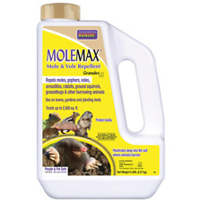5 lbs MoleMax Repellent Granules for Moles, Gophers and Other Burrowing Pests