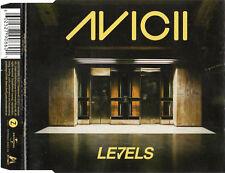 "AVICII ""LEVELS"" RARE GERMAN CD SINGLE / ETTA JAMES - ELECTRONICA - DANCE TRANCE"