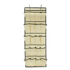 Solutions de rangement beige sans marque en tissu pour la maison