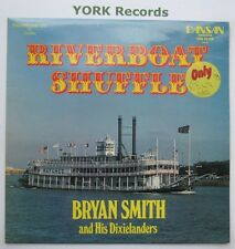 BRYAN SMITH - Riverboat Shuffle - Excellent Condition LP Record Dansan DS 039