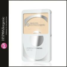 Bell Hypoallergenic Compact Powder With Mirror 02 Golden Ivory SPF 50 9.5g
