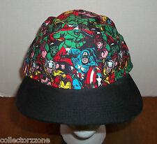NEW - MARVEL COMICS - ADJUSTABLE HAT