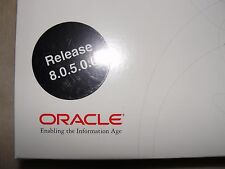 Oracle SQL*Plus Release 8.0.5.0.0 for windows NT and 95/98.
