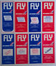 Bar Harbor Airlines timetable lot of 8 1979 complete year [4094]